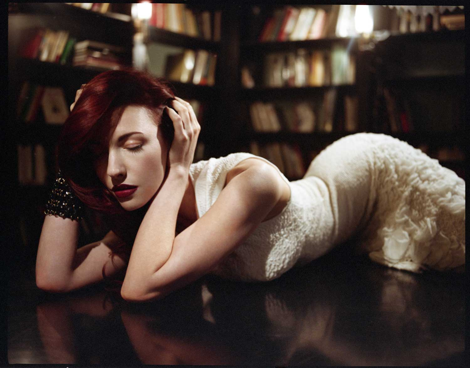 Chrysta Bell Boris Ovini Photography